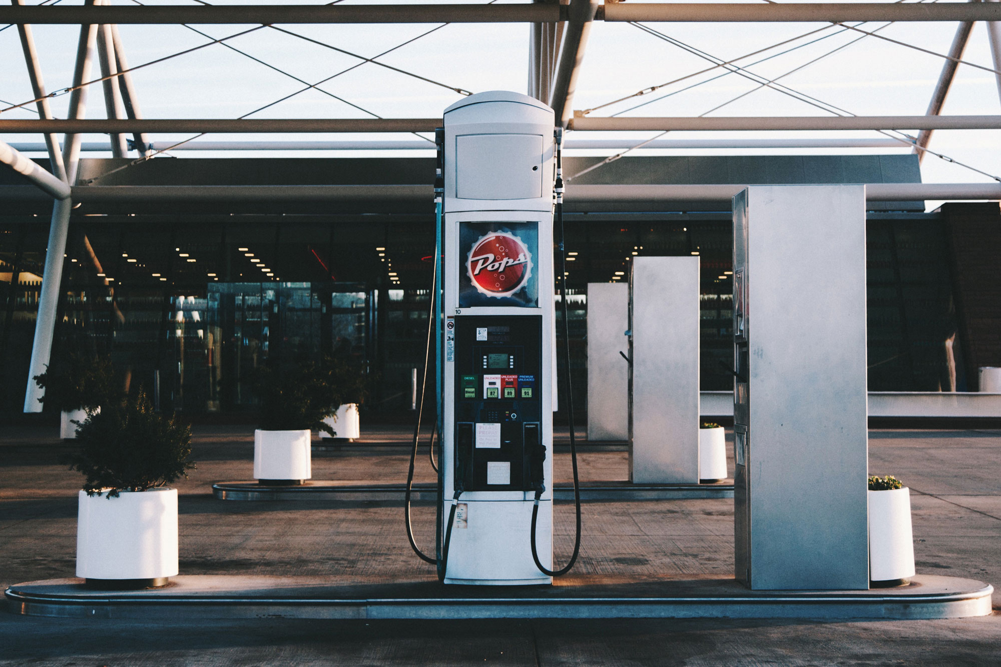 Gas Station Germs: Guzzling Grime by the Gallon?   Busbud blog
